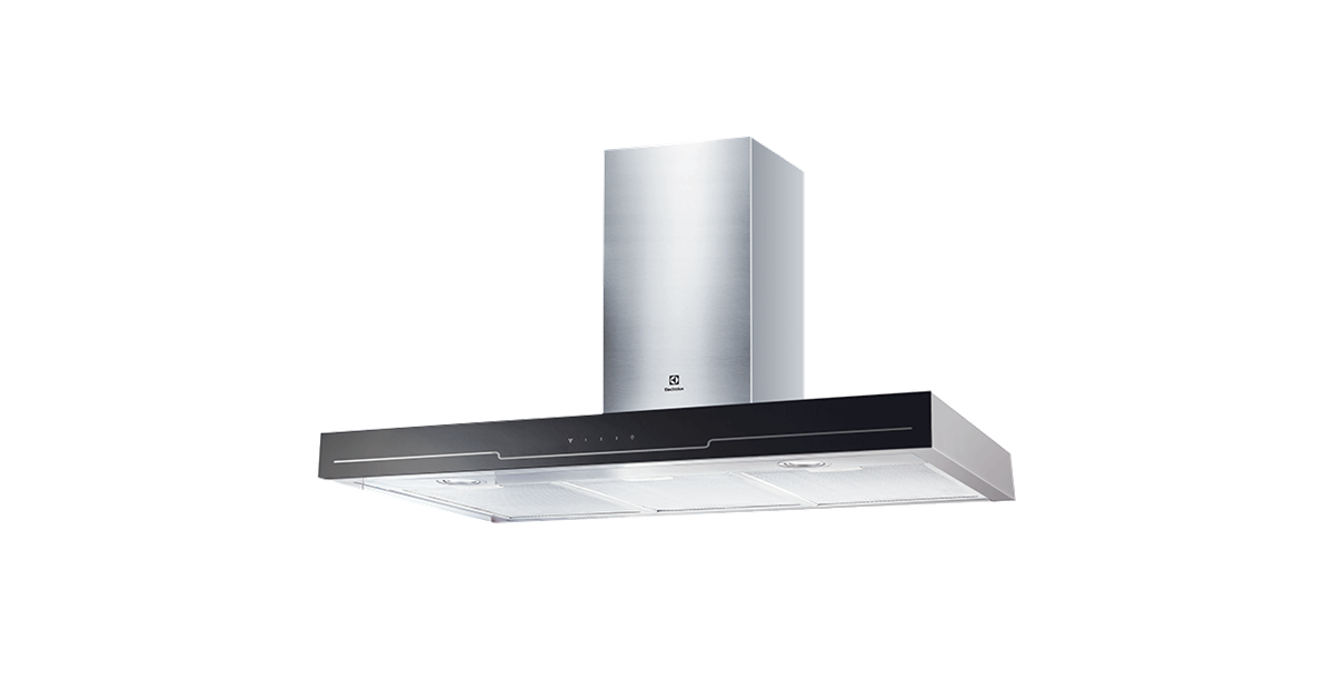 90cm Mesh Filter Kitchen Hood Stainless Steel Electrolux Malaysia