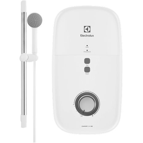 ComfortFlow™ 500 Water Heater (AC pump) with 4-way Power Up